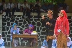 Kartini del día nacional Foto de archivo libre de regalías