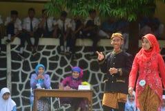 Kartini del día nacional Imágenes de archivo libres de regalías