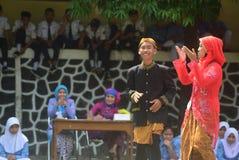 Kartini del día nacional Fotos de archivo