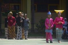 Kartini do dia nacional Foto de Stock Royalty Free