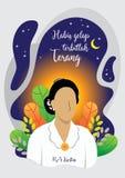 Kartini-Tag stockbilder
