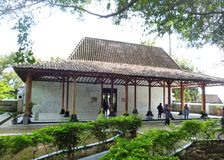 Kartini tomb Royalty Free Stock Images