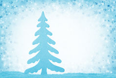 Kartka bożonarodzeniowa Zdjęcie Stock