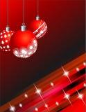 Kartka bożonarodzeniowa tło/ Zdjęcia Royalty Free