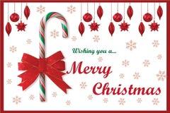 Kartka Bożonarodzeniowa 08 Zdjęcia Stock