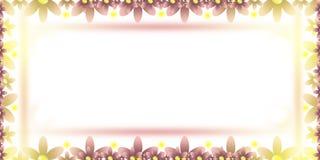 Kartka z pozdrowieniami (tło) Zdjęcia Stock