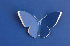 Motyl dekoracyjny Obrazy Stock