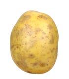 Kartoffel getrennt Lizenzfreies Stockbild