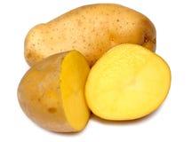 Kartoffel getrennt Stockfotos