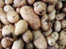 Kartoffelbeschaffenheit Lizenzfreie Stockfotos