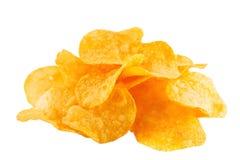 Kartoffelchip Stockfoto
