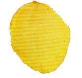 Kartoffelchip Lizenzfreies Stockbild