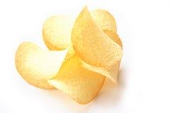 Kartoffelchips Stockfotos