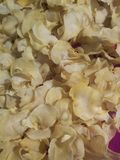 Kartoffelchips Indien Stockbilder