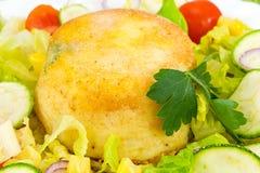 Kartoffelkuchen Lizenzfreies Stockfoto