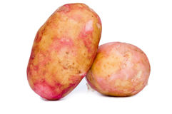 Kartoffeln! Lizenzfreie Stockfotos