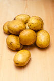 Kartoffeln Lizenzfreie Stockbilder