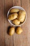 Kartoffeln in der Schüssel Lizenzfreies Stockfoto