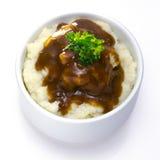 Kartoffelpürees Lizenzfreies Stockfoto