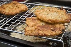 Kartoffelpfannkuchen Lizenzfreie Stockfotos