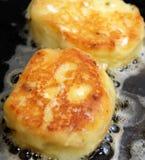 Kartoffelrindfleisch Stockbild
