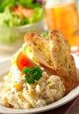 Kartoffelsalat Stockbild