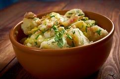 Kartoffelsalat Stock Photography