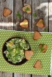 Kartoflana sałatka Obrazy Royalty Free