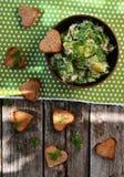 Kartoflana sałatka Zdjęcie Stock