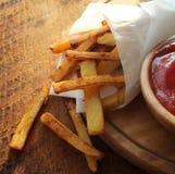Kartoflani dłoniaki Zdjęcia Stock