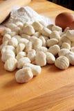 kartoflani gnocchi składniki Obraz Royalty Free
