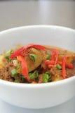 Kartoflany curry'ego Asia jedzenie Fotografia Royalty Free