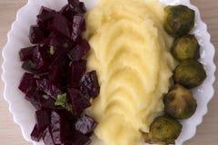 Kartoflany puree zdjęcie royalty free
