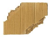karton drzejący Obraz Stock
