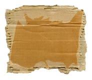 karton drzejący Zdjęcia Royalty Free