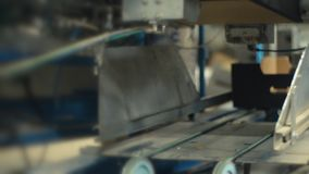 Karton produkcja zdjęcie wideo