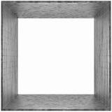 karton pudełkowate ramy gray Obrazy Royalty Free