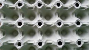 Kartondoos voor eieren - achtergrond Royalty-vrije Stock Foto's