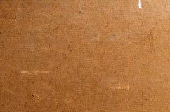 Kartonoppervlakte Royalty-vrije Stock Foto