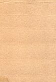 kartonowa tekstura Obrazy Royalty Free