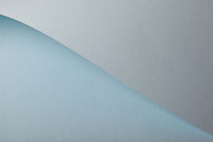 kartonowy biel Obrazy Stock