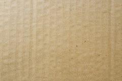 Kartonowy tekstury tło Zdjęcie Stock