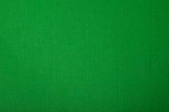 kartonowy zielone światło Obraz Stock