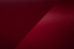 kartonowy zmrok - czerwień Obrazy Stock