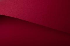 kartonowy zmrok - czerwień Obrazy Royalty Free