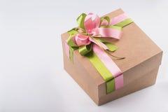 Kartonu prezenta pudełko Obraz Royalty Free
