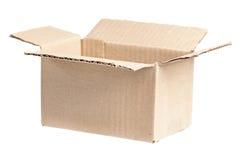 Kartonu pudełko Fotografia Stock