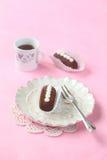 Kartoshka - Tradycyjny Rosyjski Czekoladowy cukierki Zdjęcie Stock