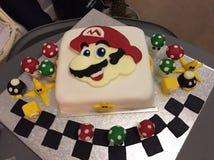 Karts de Mario Fotos de archivo