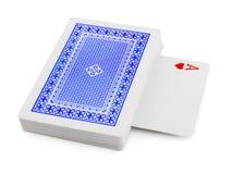 karty pokładowe grać fotografia royalty free